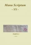 Manu Scriptum XX - Livro I - Parte 2