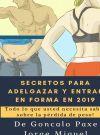 Secretos para adelgazar y entrar en forma en 2019