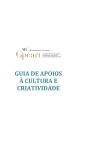 Guia de Apoios à Cultura e Criatividade
