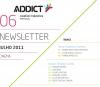 ADDICT | Newsletter Julho