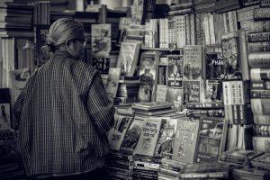 escolher livro