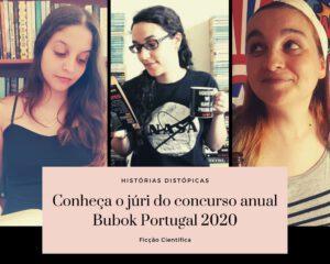 Conheça o júri do concurso anual Bubok Portugal 2020