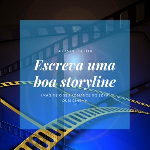 Storyline: escreva um para vender o seu romance à uma produtora