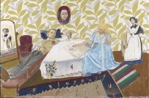 A nossa Paula Rego é a mais famosa artista portuguesa no presente.