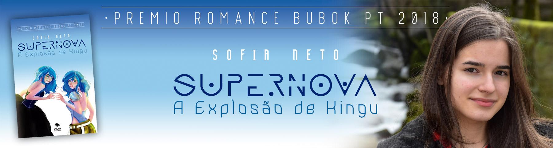 Sofia Neto, a autora mais jovem e promissora da Bubok Portugal