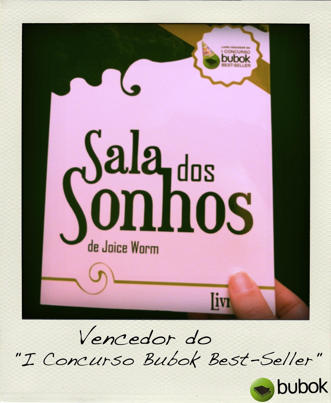"""Lançamento do livro vencedor do """"I Concurso Bubok Best-Seller"""""""
