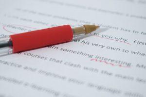 Edição e correção editorial: diferenças dos serviços