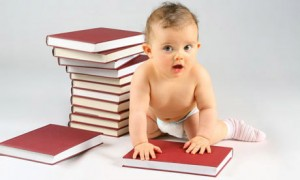 Ideias para o seu livro: diário de um nascimento!