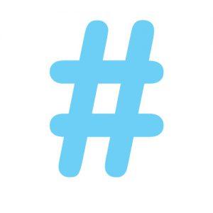#hashtags para escritores