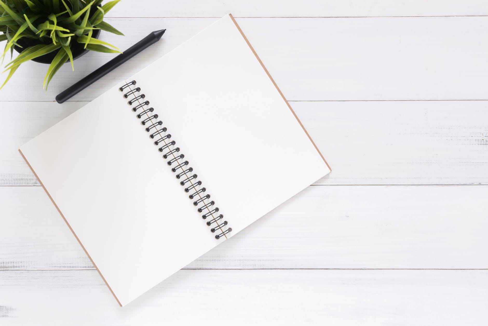 O síndrome da página em branco – como ultrapassá-lo?
