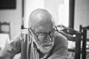 Rui Caeiro, um dos grandes da publicação independente.