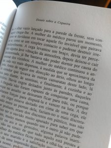 Fragmento de Saramago. Aprender de um génio.