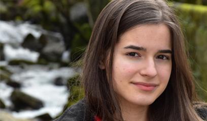 Sofia Neto. Entrevista à autora mais jovem e promissora da Bubok Portugal