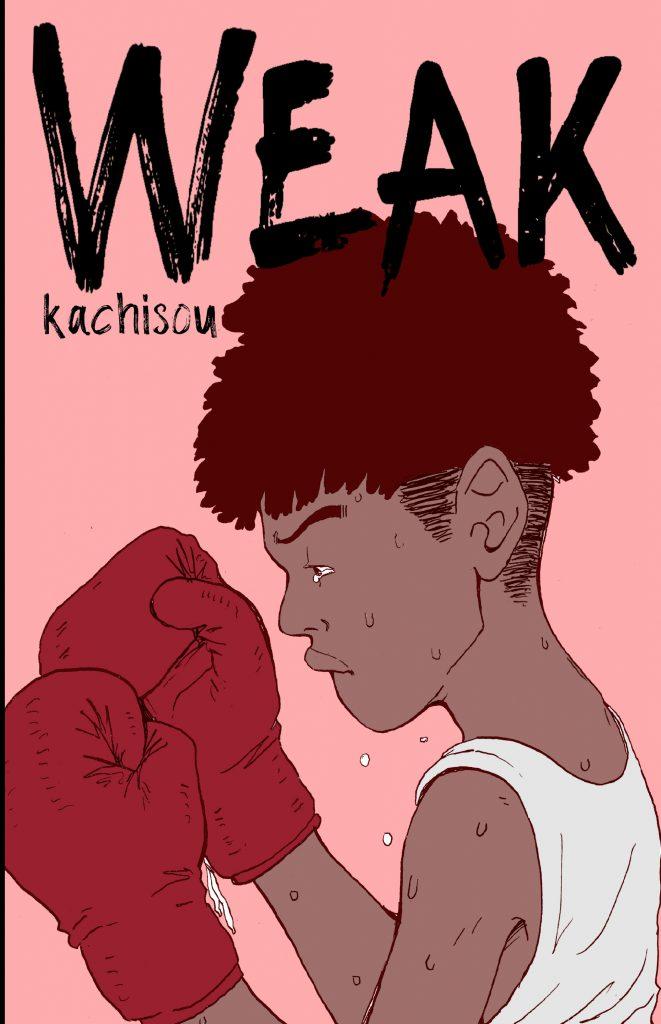 """Kachisou, premio Bubok 2019 """"Universo Mangá"""""""
