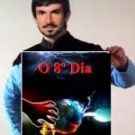 """Entrevista a Joe Oliver, autor do livro """"O 8º Dia"""""""
