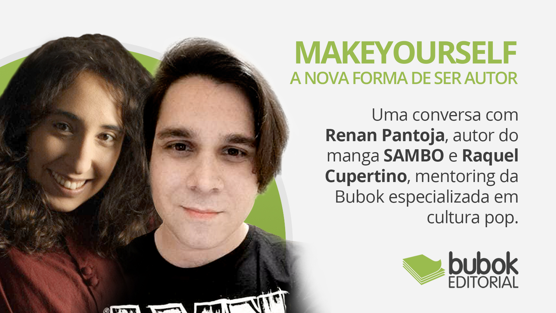 MAKEYOURSELF a nova forma de ser autor