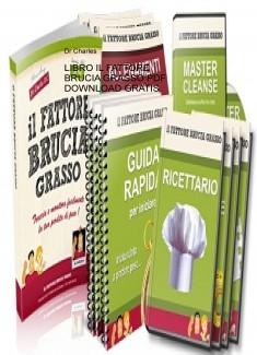 LIBRO IL FATTORE BRUCIA GRASSO PDF DOWNLOAD GRATIS