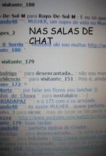 NAS SALAS DE CHAT