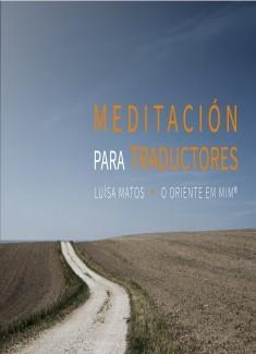 Meditación para traductores