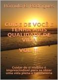 CUIDE DE VOCÊ E TENHA MAIS QUALIDADE DE VIDA - VOL. III