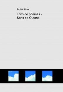 Livro de poemas - Sons de Outono