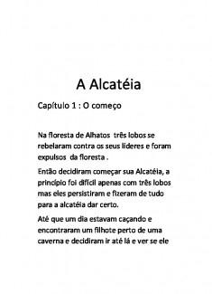 A Alcatéia