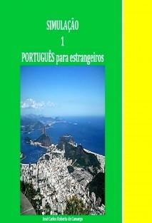PORTUGUÊS para estrangeiros - Simulação 1