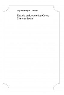 Estudo da Linguistica Como Ciencia Social
