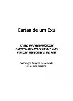 CARTAS DE UM EXU