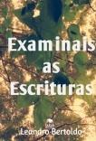 Examinais as Escrituras
