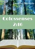 Colossenses 2:16