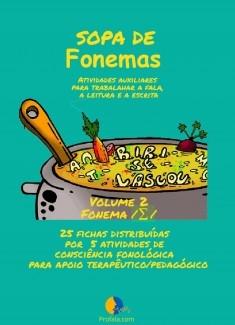 Sopa de Fonemas Volume 2 - Fonema /ch/