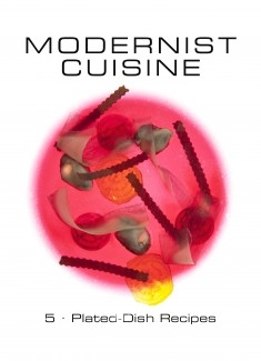 Modernist cuisine art and science of cooking VOLUME 1-2-3-4-5