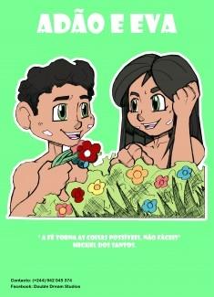 Adão e Eva (Banda Desenhada)
