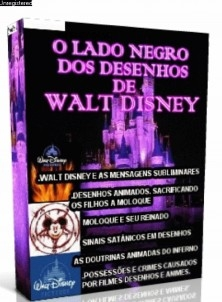 O LADO NEGRO DOS DESENHOS DE WALT DISNEY