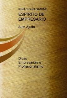 ESPÍRITO DE EMPRESÁRIO