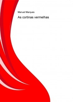 As cortinas vermelhas