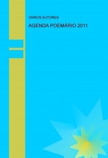 AGENDA POEMÁRIO 2011