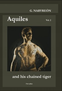 Aquiles and his chained tiger
