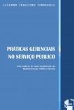 PRÁTICAS GERENCIAIS NO SERVIÇO PÚBLICO
