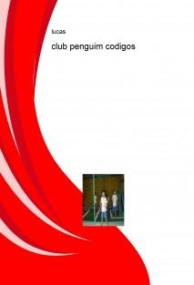 club penguim codigos