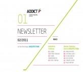ADDICT   Newsletter Fevereiro