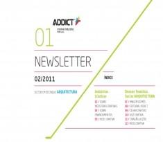 ADDICT | Newsletter Fevereiro