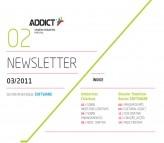 ADDICT | Newsletter Março