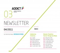 ADDICT | Newsletter Abril