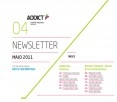 ADDICT | Newsletter Maio