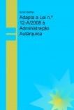 Adapta a Lei n.º 12-A/2008 à Administração Autárquica