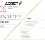 ADDICT   Newsletter Julho