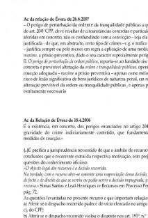 Código de Processo Penal - Artigos 201.º a 299.º - Tomo II