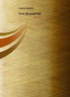 livro de poemas